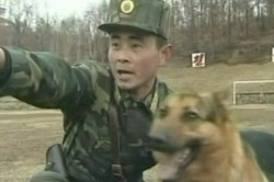 North Korea is so stupid. Who trains their food to do tricks?