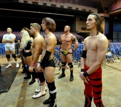 TNA: The wrestling might be fake, but the douchebags are real.