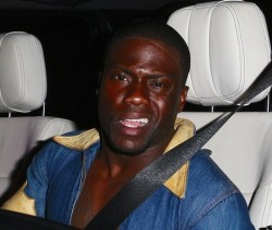 Kevin Hart got tanked ... then he almost got REALLY tanked.