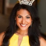 Miss America 2013 Nina Davuluri: The 2nd most beautiful Indian woman Sunny's ever seen on TV.