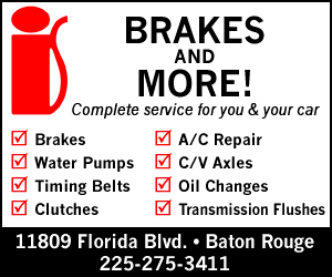 Brakes And More – checklist ad