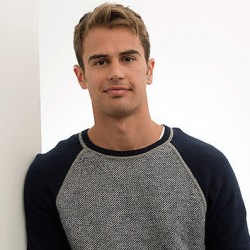 Divergent male lead actor and panty moistener Theo James.