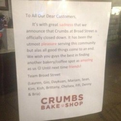crumbs_closed-sign