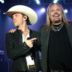 Justin Moore Vince Neil Home Sweet Home