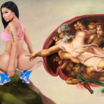 Nicki-Minaj-Anaconda-Ass-Creation