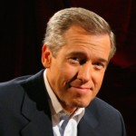 Brian Williams of NBC News.