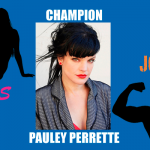 Foxes-vs-Jockses-Pauley-Perrette-champion