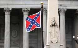 Confederate-flag-South-Caolina-capitol