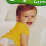 Diaper-package