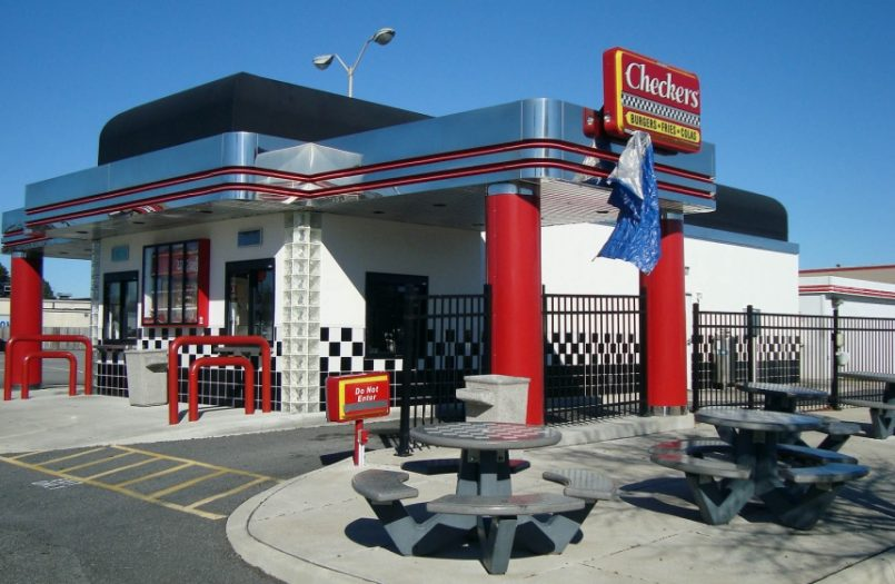 Checkers Restaurant closed