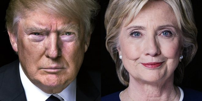 American Voters Hell-bent on Seeing Unmitigated Shit Showdown