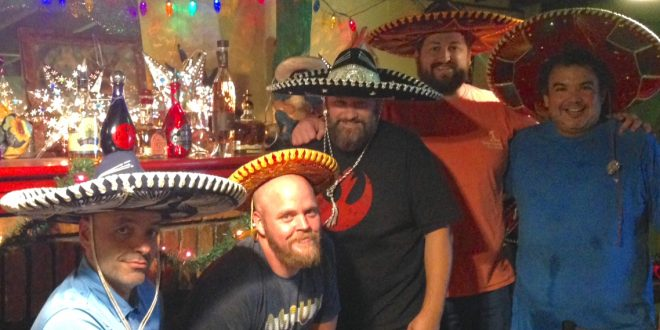 """The Red Shtick Podcast, Episode 181: """"Jay Ducote and Sex Toy Tequila"""""""