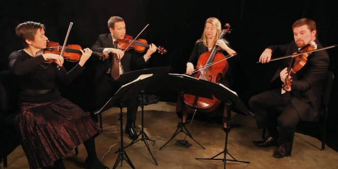 "String Quartet to Continuously Play ""Nearer, My God, to Thee"" During Final GOP Convention"