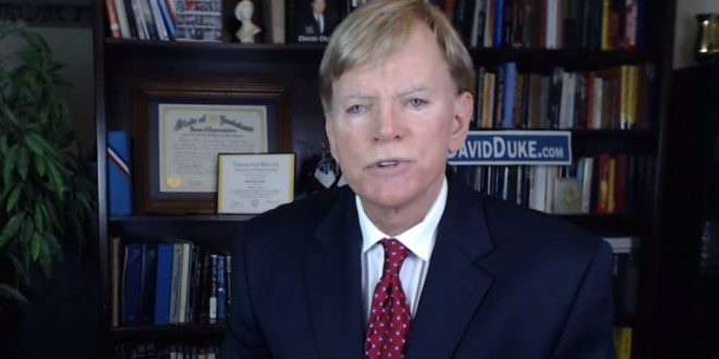 Trump Inspires David Duke to Remind America How Awful White People Can Be