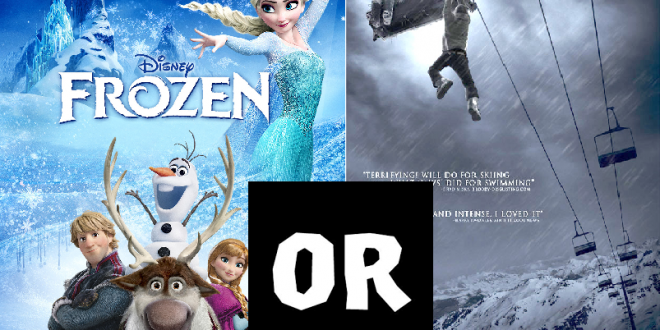 "There Can Be Only One – The Podcast 18: ""Frozen"""
