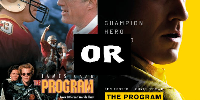 "There Can Be Only One – The Podcast 17: ""The Program"""