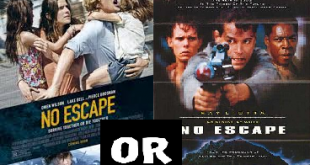 noEscapePoster
