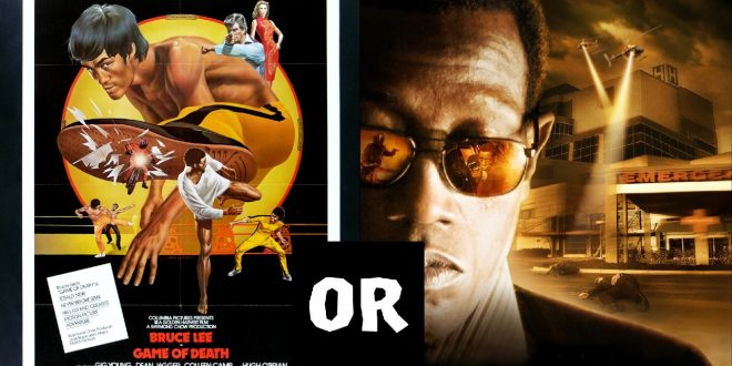 "There Can Be Only One – The Podcast 40: ""Game of Death"""