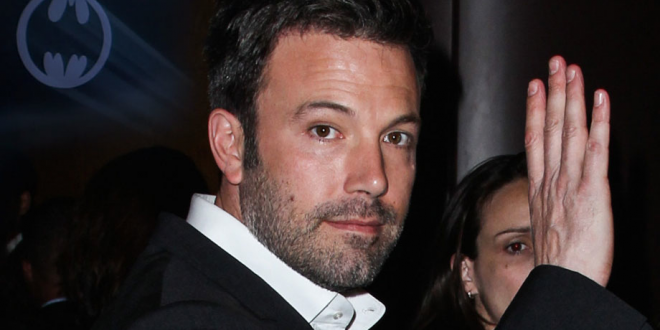 "Ben Affleck Drops Out of ""Batman"" Movie to Be the Next Colonel Sanders"