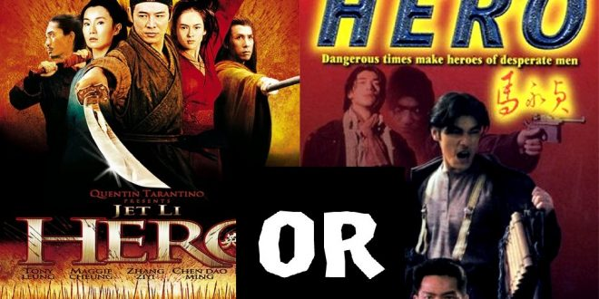 "There Can Be Only One – The Podcast 46: ""Hero"""