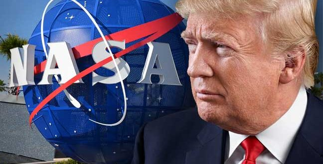 Trump Instructs NASA to Tell Aliens He's Awesome