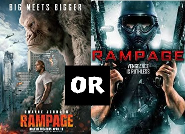 """There Can Be Only One – The Podcast 97: """"Rampage"""""""