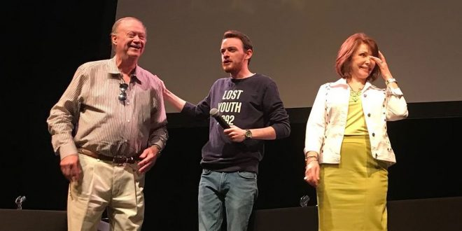 Tom Schedler Publicly Reappears in Support of Local Comedy