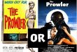 "There Can Be Only One – The Podcast 105: ""The Prowler"""
