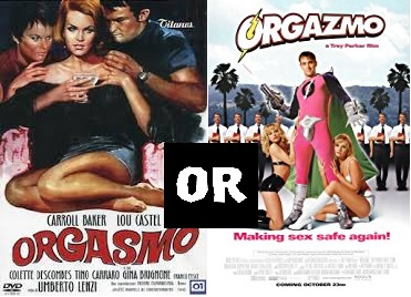 "There Can Be Only One — The Podcast 110: ""Orgazmo"""